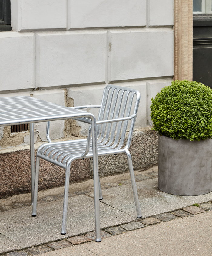 Outdoorfurniture HAY Metal Steel