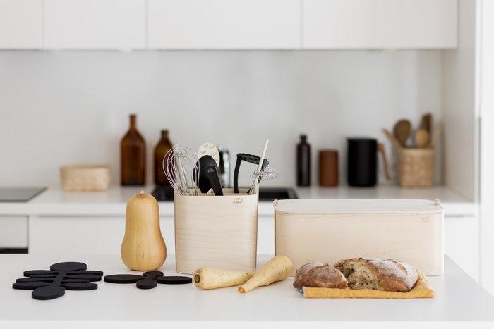 Tavola Cucina Gestionespazio Autunno Verso Design Naturale Betulla Koppa