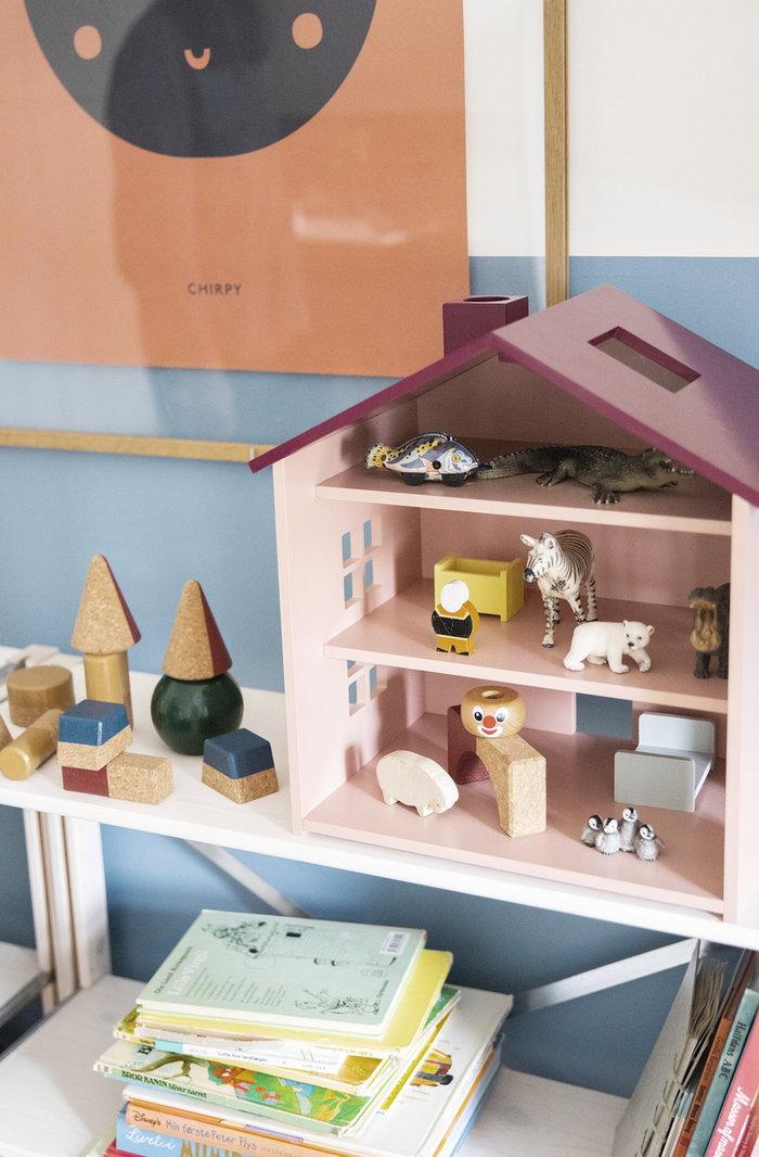 Lastenhuoneet Nofred Lapset Lelut Nofred Vaaleanpunainen Puu