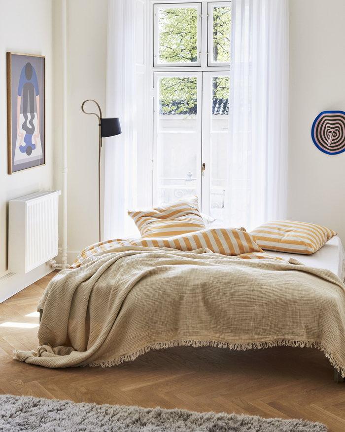 Makuuhuone Hay Beige