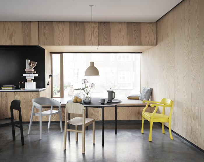 Piante Cucina Saledapranzo Muuto Beige Grigio Nero Naturale Alluminio Ceramica Frassino Rovete Unfold Elevated Cover