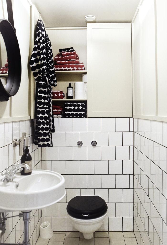 Kylpyhuone Marimekko Monivärinen Puuvilla