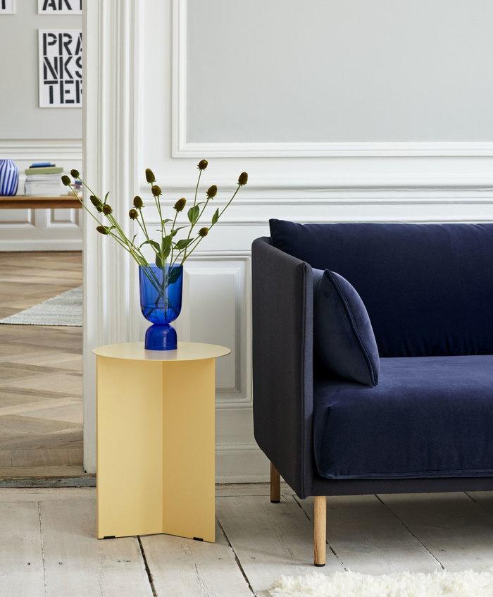 Viherkasvit Hay Keltainen Sininen Teräs Lasi