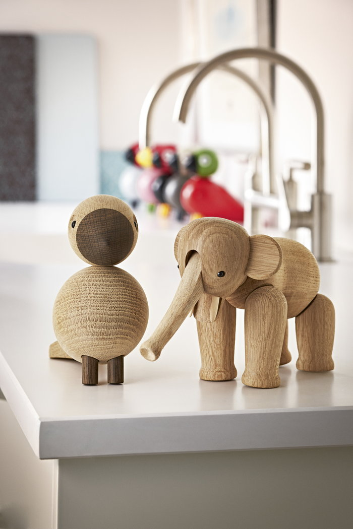 Details Kay Bojesen Nature Oak Wooden objects