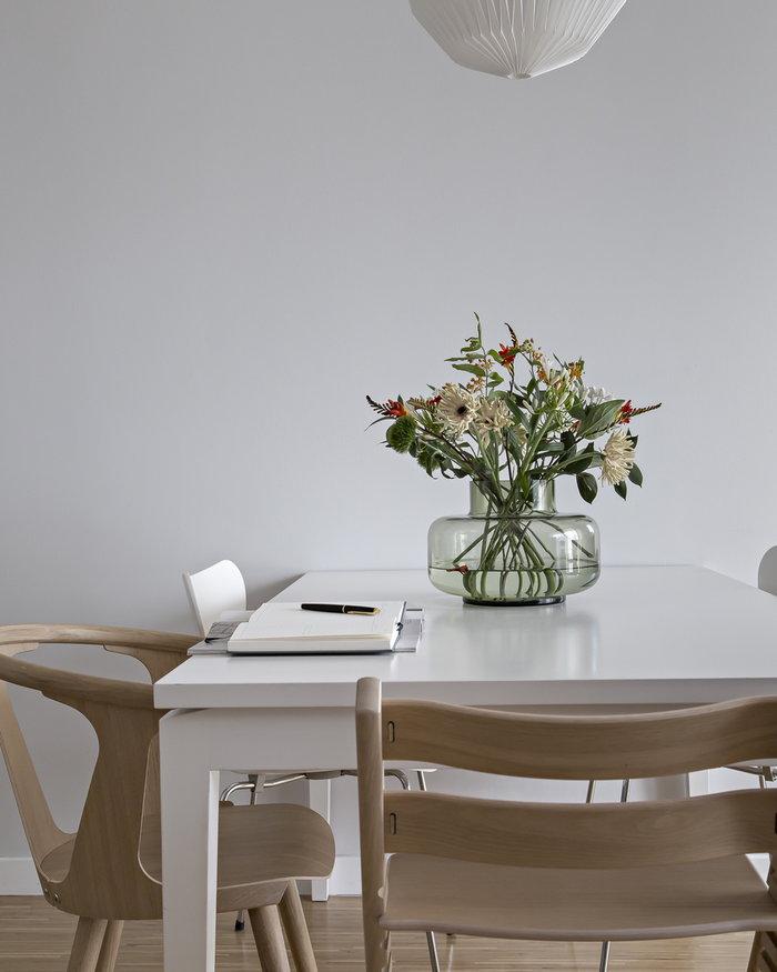 Houseplants Diningroom Marimekko Green Glass
