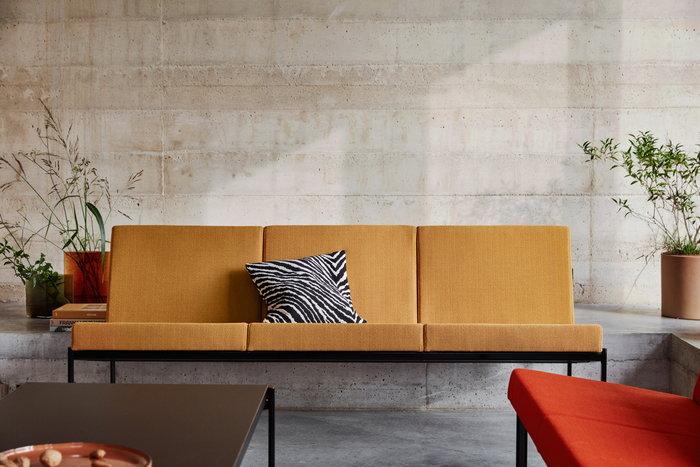Livingroom Houseplants Artek Iittala Black Green Copper Steel Teak Glass Kivi ABC-collection Ruutu