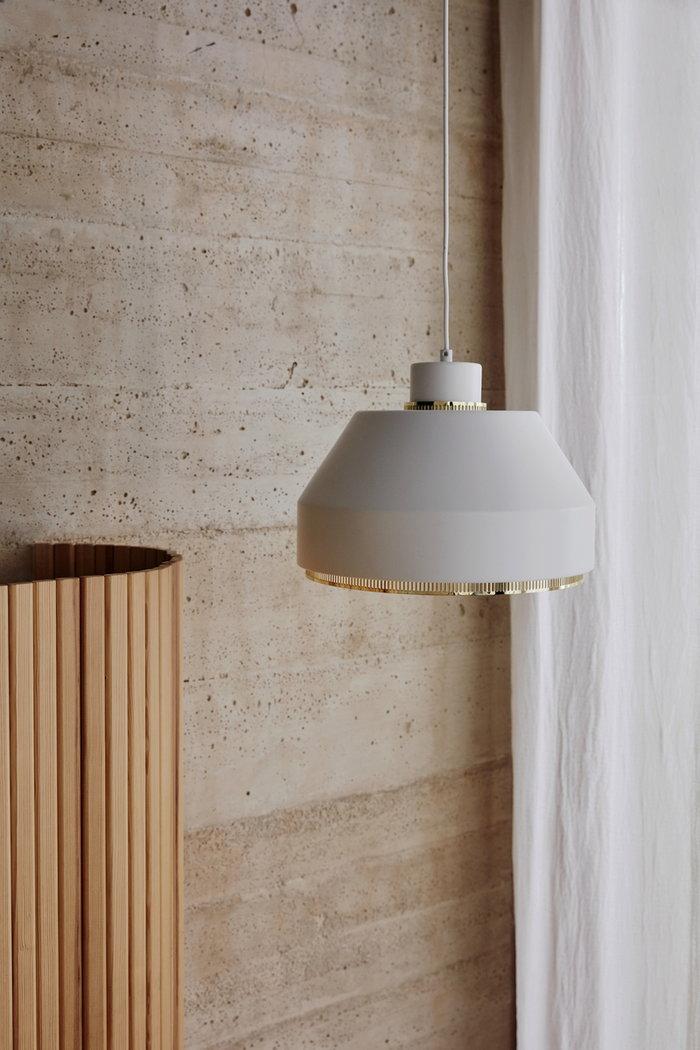 Dettaglioarredamento Artek Bianco Naturale Acciaio Pino Altri mobili Aalto