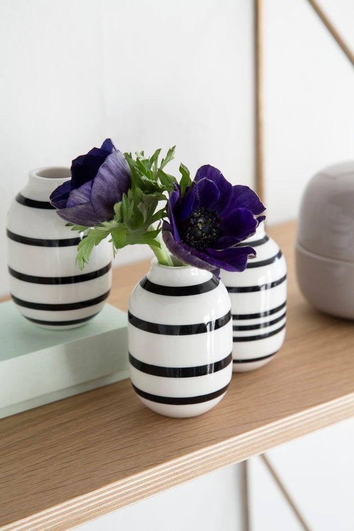 Piante Kähler Nero Ceramica
