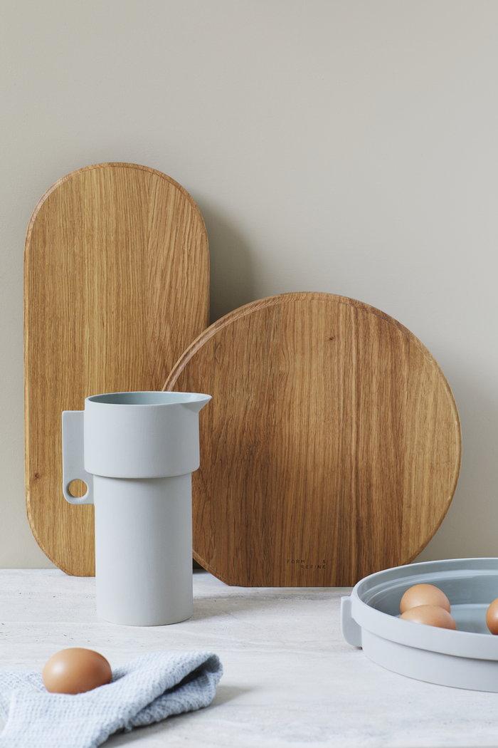 Cucina Form & Refine Grigio Naturale Ceramica Rovete