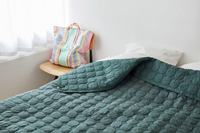 Bedroom Hay Green Cotton