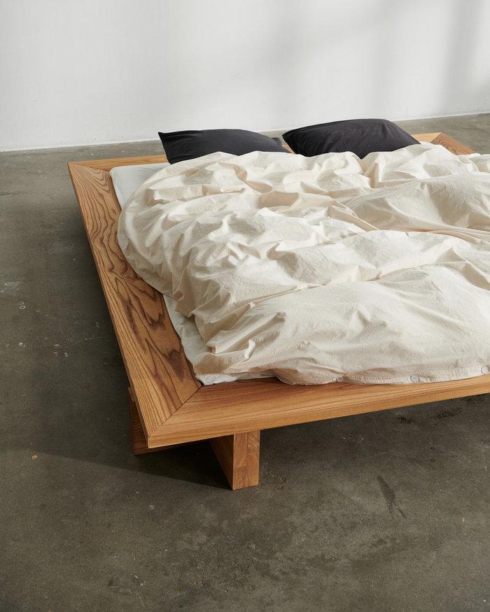Bedroom Tekla White Cotton