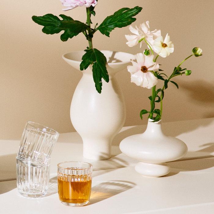 Summer2020 Iittala Kähler Clear White Glass Ceramic