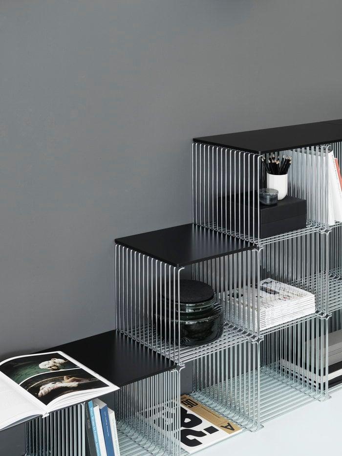 Gestionespazio  Montana Furniture Metallo Acciaio