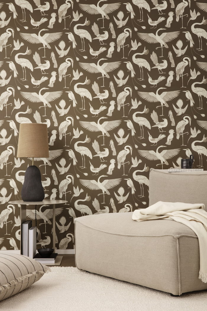 Livingroom Ferm Living Beige Cotton