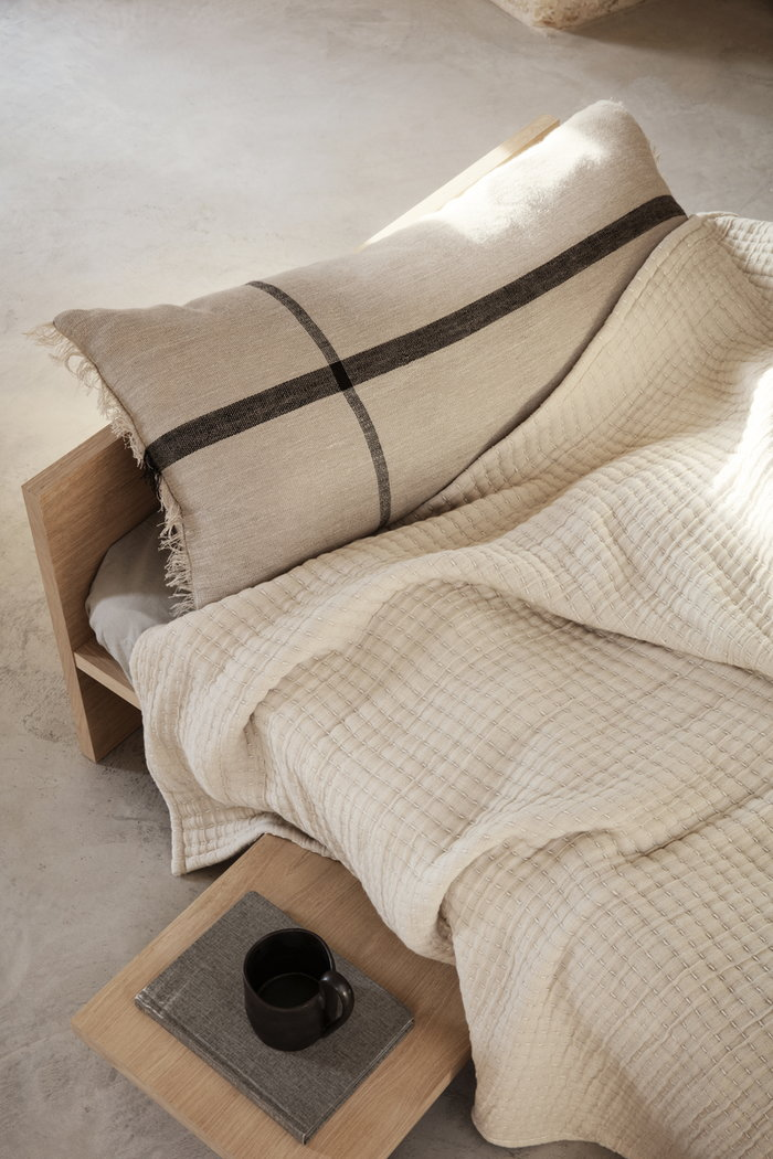 Bedroom Ferm Living Brown Beige Cotton