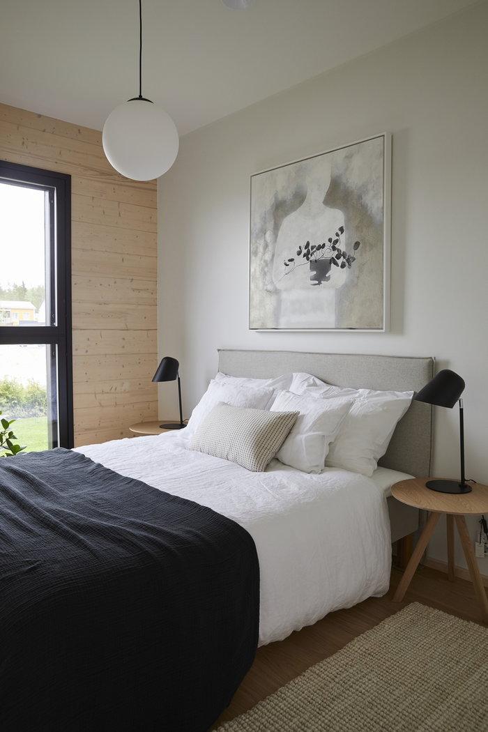 Bedroom Housing fair Hay Matri Nature White Oak Wool Copenhague