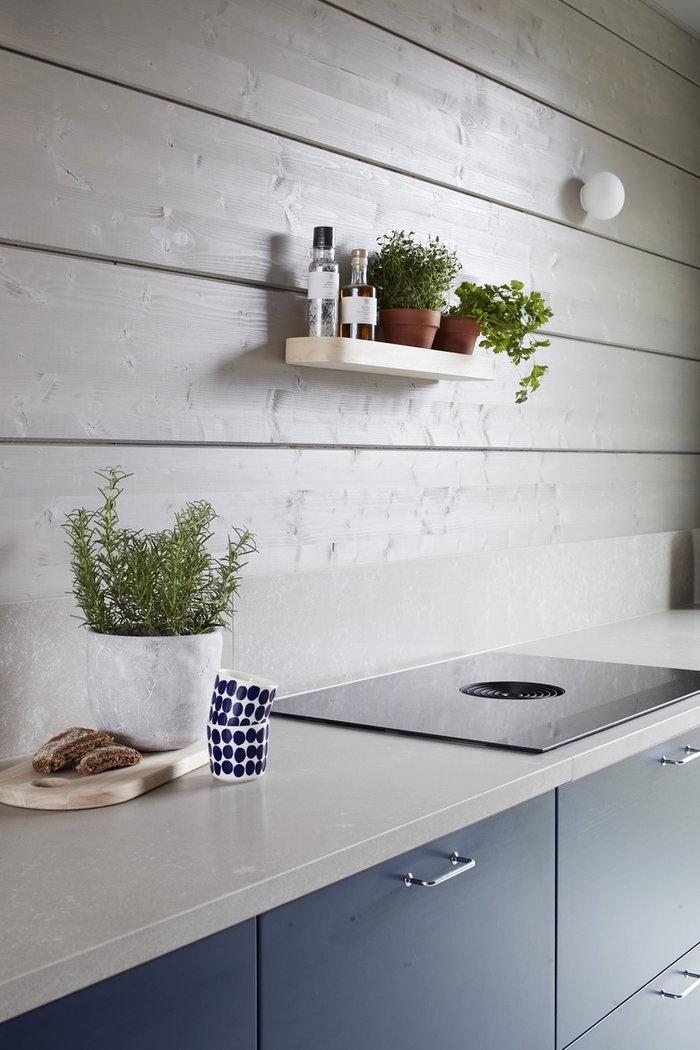 Cucina  Flos Bianco Vetro