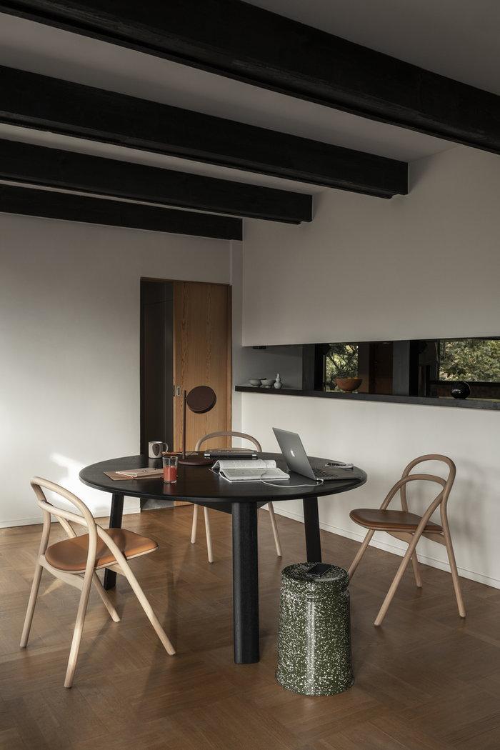 Office Diningroom Hem Multi colour Brown Steel Beech