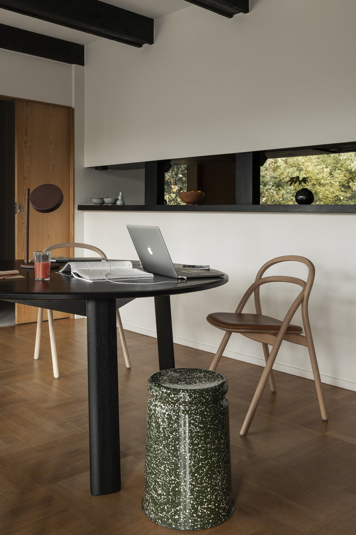 Office Diningroom Hem Multi colour Brown Black Steel Beech Oak