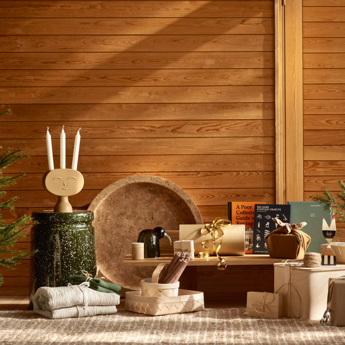 Holidays Holiday2020 Vitra Artek Ferm Living Gestalten Hem Hetkinen Iittala Lapuan Kankurit Verso Design Woodnotes Nature Multi colour Beige Brown Grey White Cork Wood Ceramic Oak Paper Steel Glass Cotton Birch Wool Wooden objects