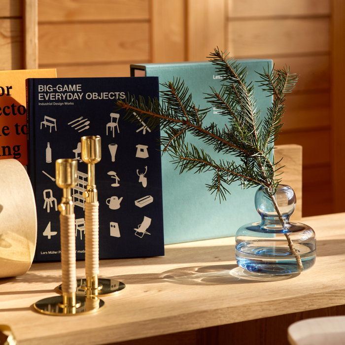 Holidays Holiday2020 Ferm Living Gestalten Lars Müller Publishers Marimekko Menu Nature Multi colour Blue Brass Oak Paper Glass