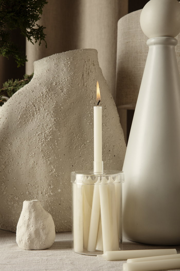 Holidays Ferm Living White Ceramic