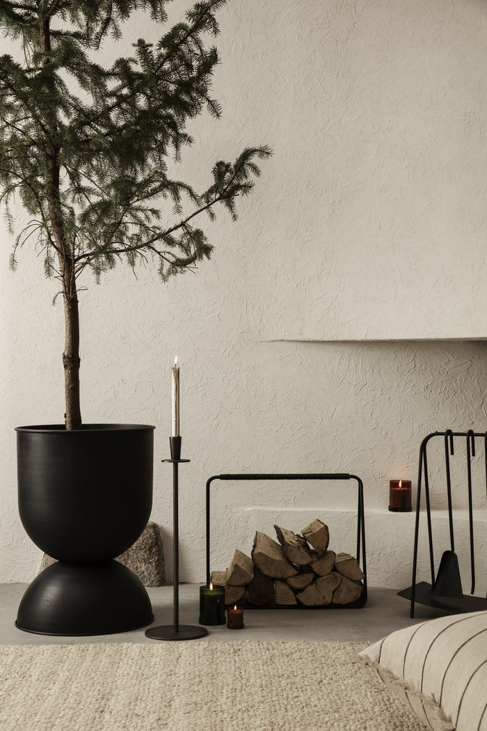 Holidays Ferm Living Black White Metal Stainless Steel Aluminium