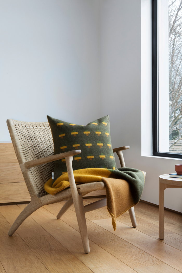 Summer Røros Tweed Monivärinen Villa