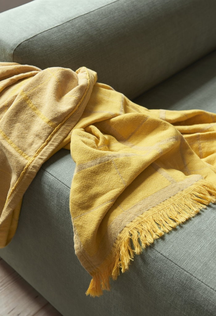 &Tradition Yellow Cotton