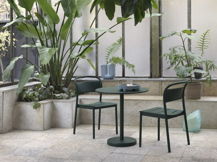 Outdoorfurniture Terrace Summer Muuto Green Steel