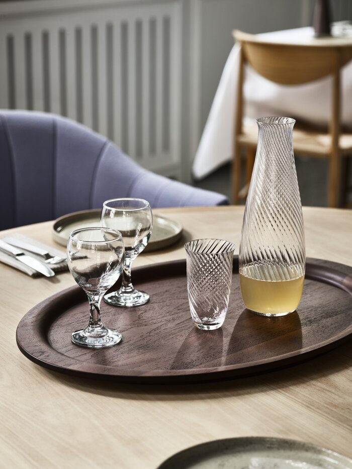 Tablesetting &Tradition Clear Glass