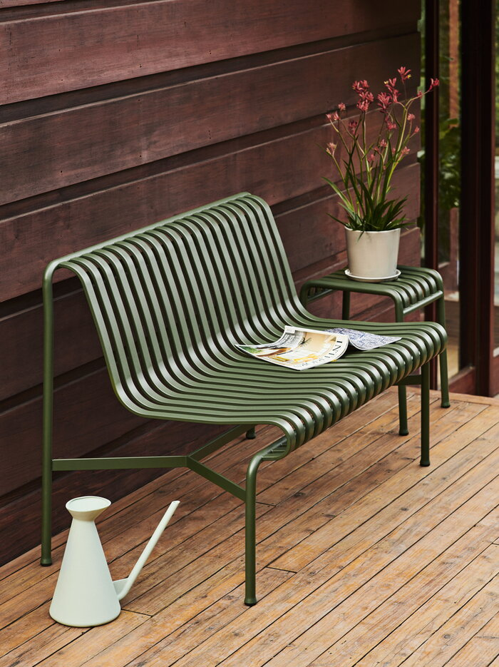 Outdoorfurniture Terrace Summer HAY Grey White Green Plastic Ceramic Metal