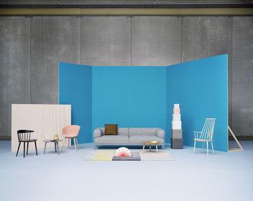 Olohuoneet Hay Harmaa Luonnonväri Valkoinen Musta Punainen Villa Tammi Pyökki Paperi Björn Bella J Collection About a Chair Box Box