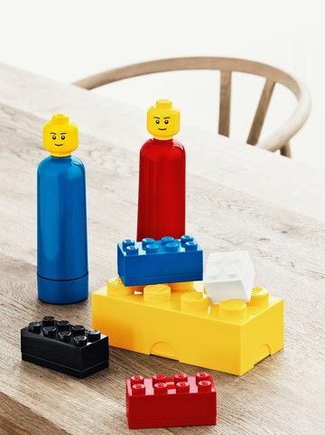 Kattaus Room Copenhagen Punainen Sininen Valkoinen Keltainen Muovi Lego