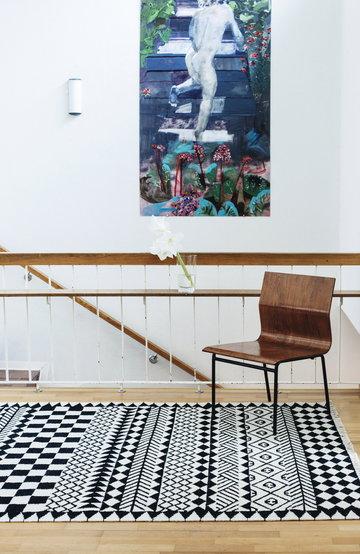 Eteinen MUM's Musta Villa