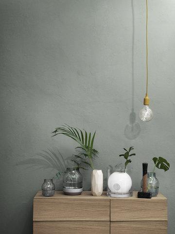 Piante Casa estiva Muuto Naturale Bianco Marrone Grigio Giallo Rovete Vetro Ceramica Reflect Fourways Silent Elevated E27