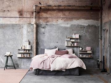 Säilytys Sisustusideat Makuuhuone String Furniture Luonnonväri Tammi String Pocket