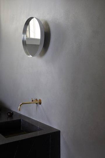 Kylpyhuone Menu Kirkas Alumiini