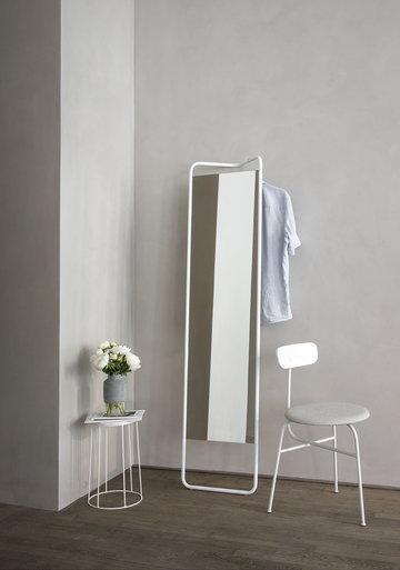 Viherkasvit Säilytys Makuuhuone Menu Valkoinen Teräs Alumiini Wire Afteroom