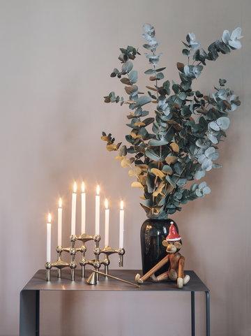 Piante Natale Dettaglioarredamento Candele Ferm Living Menu Kay Bojesen STOFF Copenhagen Grigio Ottone Rosso Naturale Bianco Metallo Vetro Legno Tek Oggetti in legno