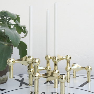 Kynttilät STOFF Copenhagen Messinki
