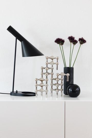 Kynttilät STOFF Copenhagen Kromi Metalli