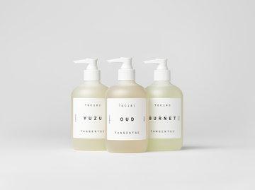 Bagno Detergenti e saponi Tangent GC Bianco
