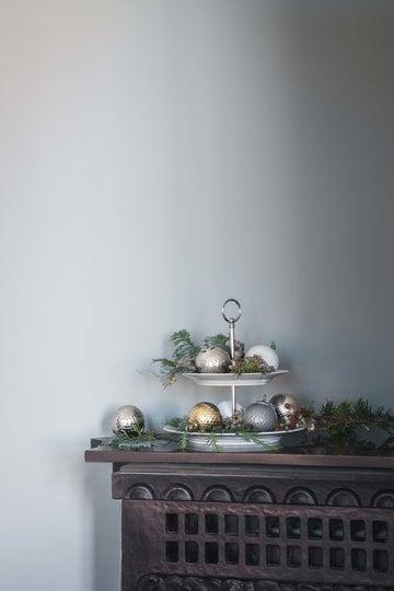 Tablesetting Christmas Lyngby Porcelain Ceramic