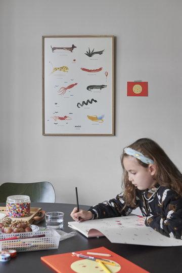Lastenhuoneet MADO Paperi