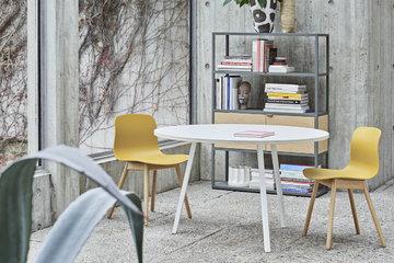 Olohuoneet Säilytys Ruokailutilat Hay Valkoinen Keltainen Metalli Tammi Loop About a Chair