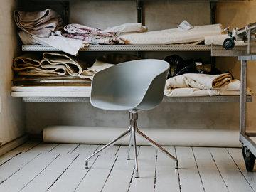 Työpisteet Hay Musta Tammi About a Chair