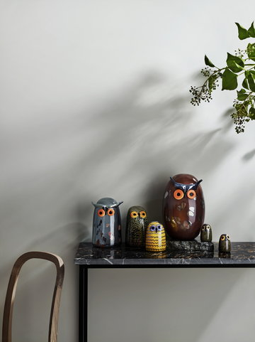 Sisustusideat Iittala Monivärinen Lasi Birds by Toikka