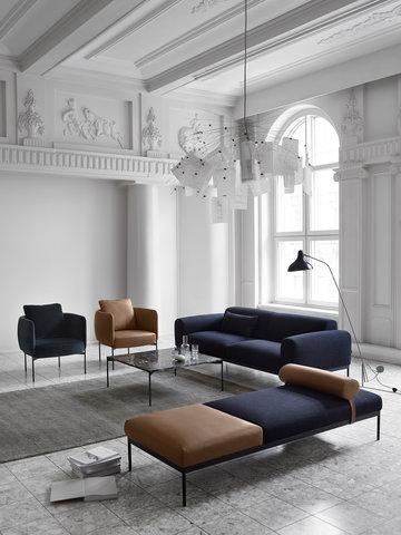Livingroom Adea Grey Wood