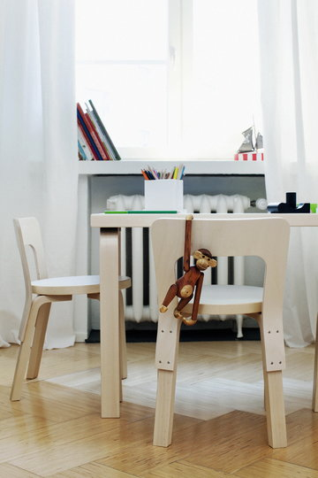 Stanzadeibambini Kay Bojesen Naturale Tek Oggetti in legno